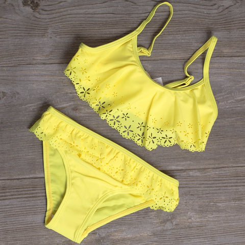Girls Super Cute Swimsuit