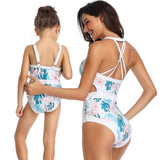 Mommy and me Vintage Swimsuit