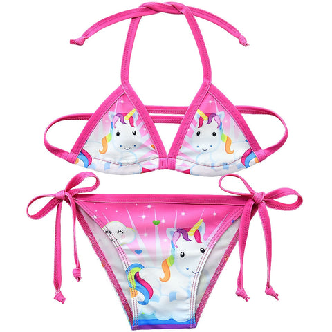 Girl Unicorn Super Cute Swimsuit