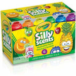 Crayola Canada Silly Scents Washable Paint - 6 Pack