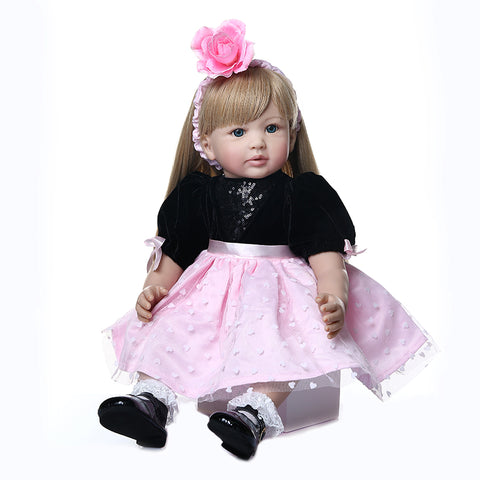 Emma Christmas Collectible Baby Doll