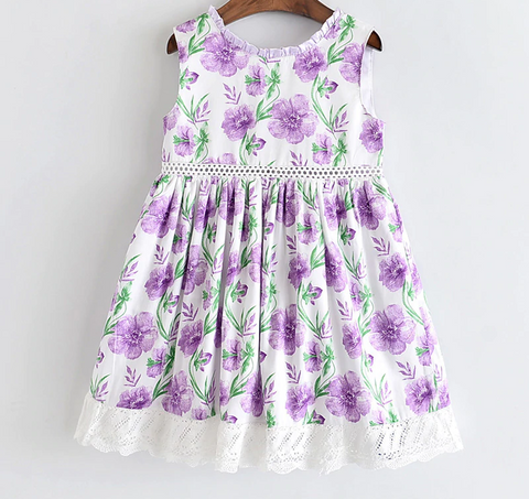 Princess Garden Tea Party Dress