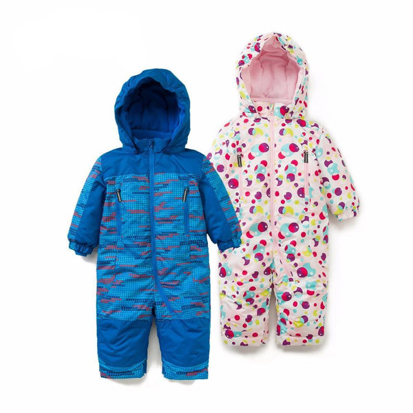 Baby wind and Waterproof Romper
