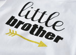 Little Brother 3 pcs outfit