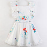 Girls Mermaid Sundress