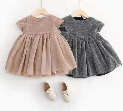 Toddler Girl Birthday Dress