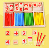 Wooden Counting Sticks