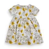 Little Girls Floral Dress