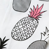 Baby pineapple three-piece set - Debbie's Kids Boutique
