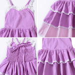 Little Princess Layered Dress