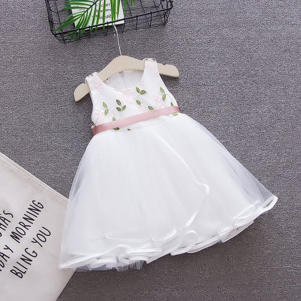 Lia's Flower Girl Dress