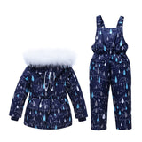 Toddler Girl's Winter Jacket set