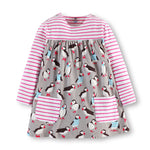 Toddler Girl's Knitted cotton Dress