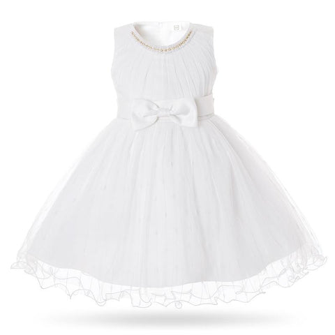 Baby Girl Flower Girl/Christening Dress - Debbie's Kids Boutique