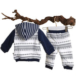 Supersoft Hoodie and trouser set