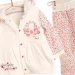 Miss Rose Super Soft Sweatshirt and Pants set