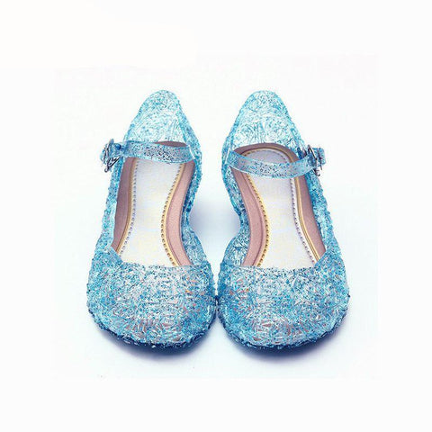 Girls Sparkle Princess Shoes