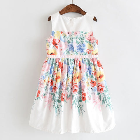 Beautiful Easter Fairy Dress for Little Girl