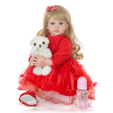 Emily Princess Baby Girl Christmas Doll