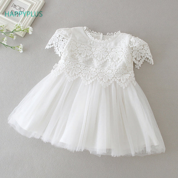 Baby Girl Lace Baptism Dress