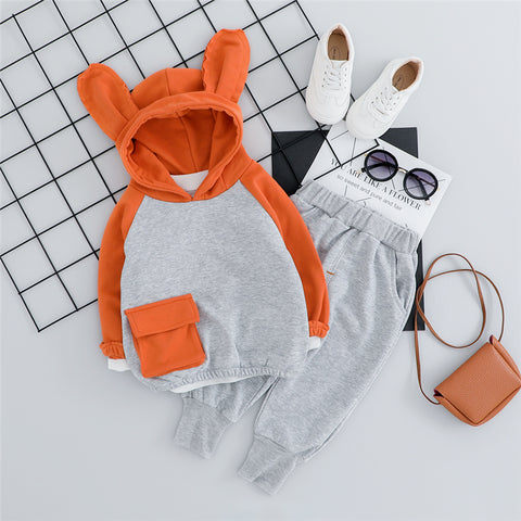 Infant Rabbit outfit set.