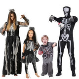 Skeleton Family matching outfits