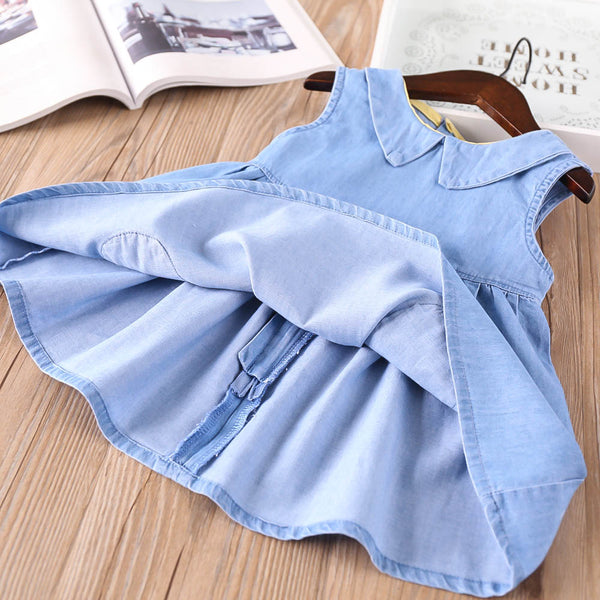 Emma Denim Dress