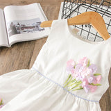 Sweetie Collections of Girls Spring Dress