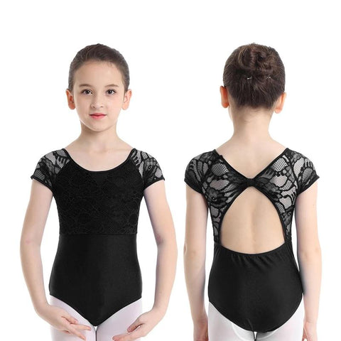 Girls Gymnastics/Ballet Leotard