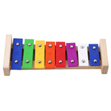Simple Wooden Xylophone Musical Toy