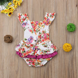 Miss Rose Summer Delight Romper