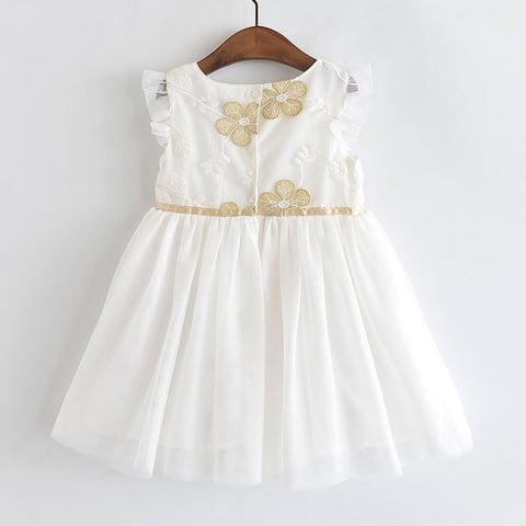 Emma Darling Embroidered Lace Princess Dress