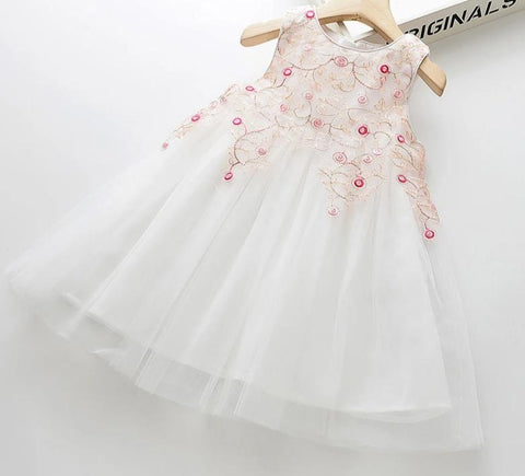 Little Girl Party/Flower Girl Dress