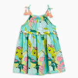 Little Girls Delightful Sundress