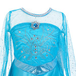 Elsa Party Dress Costume