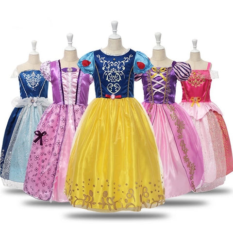 Story book Princess Dress up Costumes
