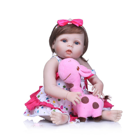 Handmade Real Baby Doll- Aria