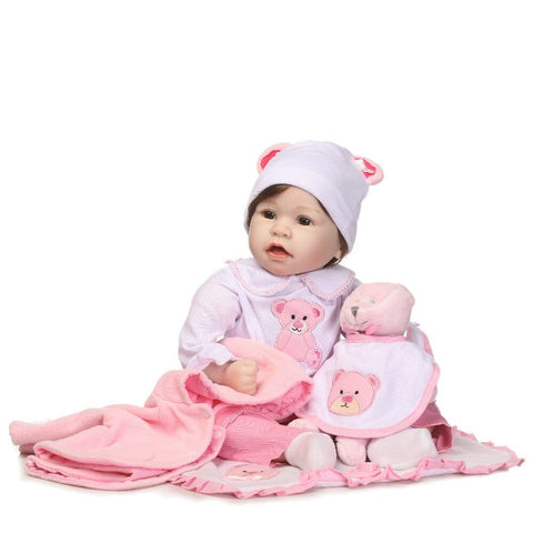 Daisy reborn Baby Doll with Accessories