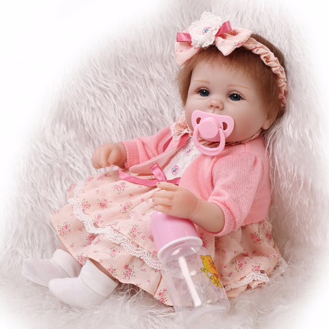 Real Life Baby Doll-Alexia
