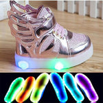 Wings Light up Sneakers