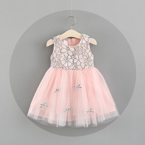 Little Mia Flower girl Dress - Debbie's Kids Boutique