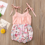 Call it spring Romper - Debbie's Kids Boutique