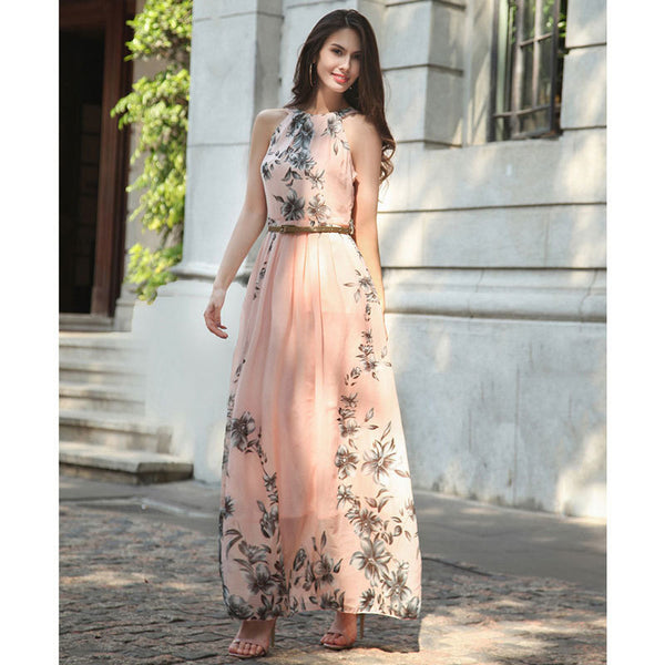 Mommy Sexy Off Shoulder Maxi Dress