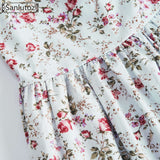 Miss Rose Floral Sundress