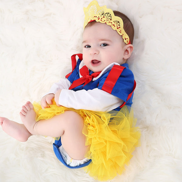 Pretty Princess Romper and headband set