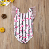 Baby Girl Printed Swimsuit - Debbie's Kids Boutique