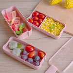 Kids 3 Layer 900ml stackable Storage Lunch Box