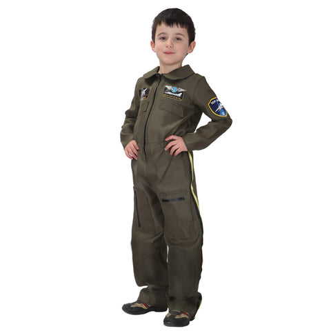 Special Forces Pilot Cosplay Halloween Costume