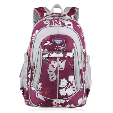 Large Capacity School Bags for Girls