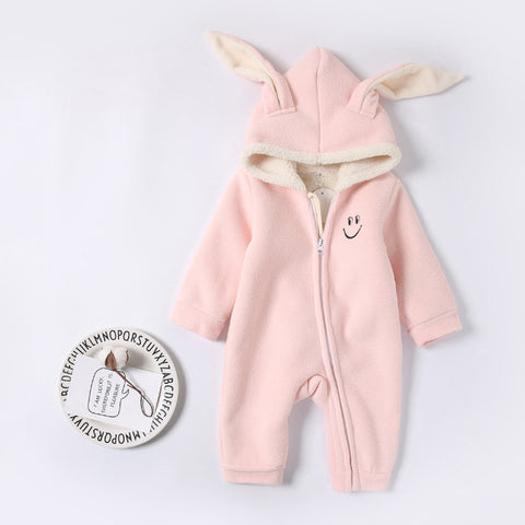 Cozy Baby Jumpsuit - Debbie's Kids Boutique